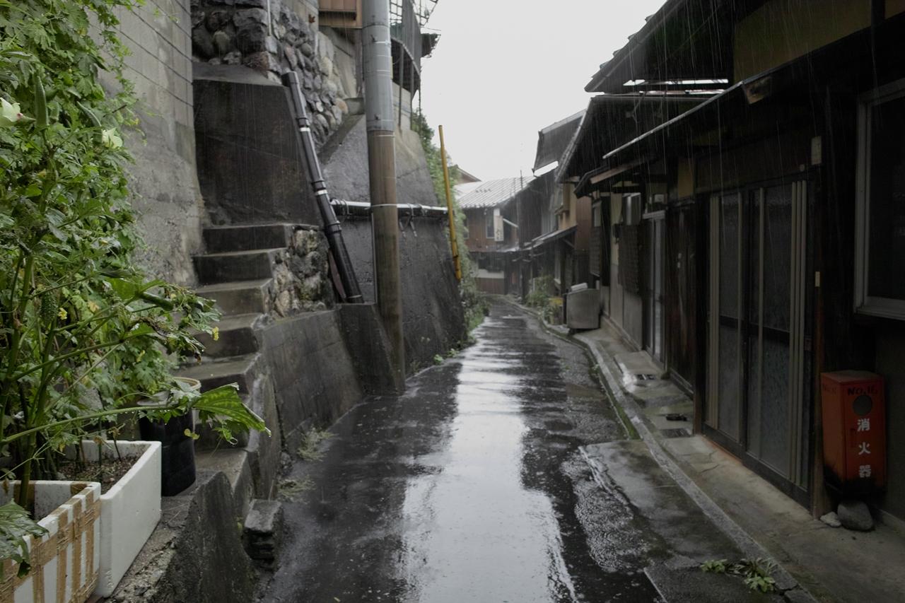 飯田市馬場町くつわ小路