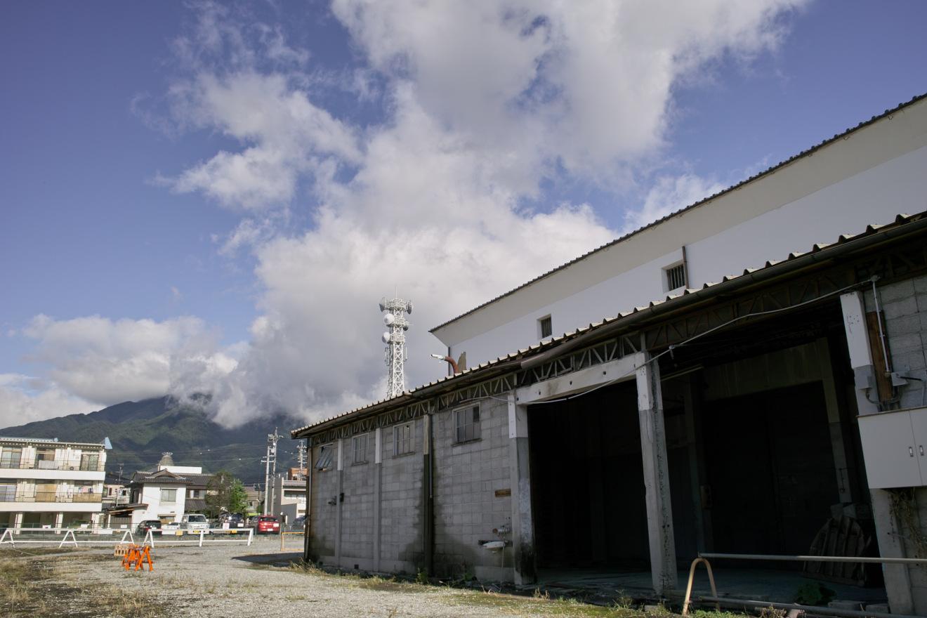 飯田市仲之町喜久水酒造酒蔵