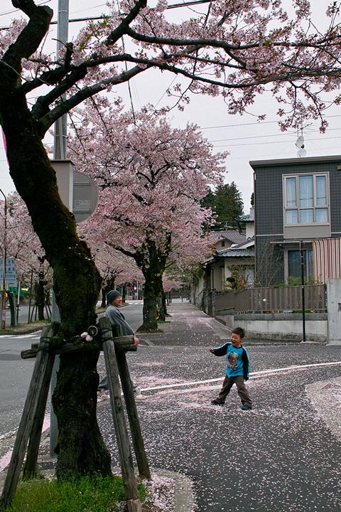 2012年4月22日長野県飯田市